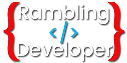 Rambling Developer